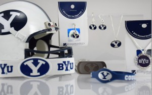 BYU display