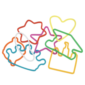 Young Women Values Symbols Silly Shape Bands